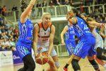 EuroCup FIBA: MBK Ružomberok – Szekszard (Maď.)